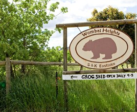 Wombat Heights Orchard and Grog Shed - Tourism Gold Coast