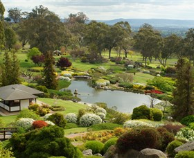 Cowra Japanese Garden and Cultural Centre - Tourism Gold Coast
