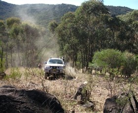 Geraldine 4WD Recreation Park - Tourism Gold Coast
