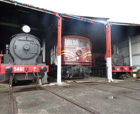 Valley Heights Locomotive Depot Heritage Museum - Tourism Gold Coast