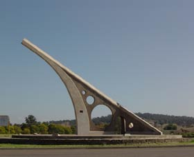Singleton Sundial - Tourism Gold Coast