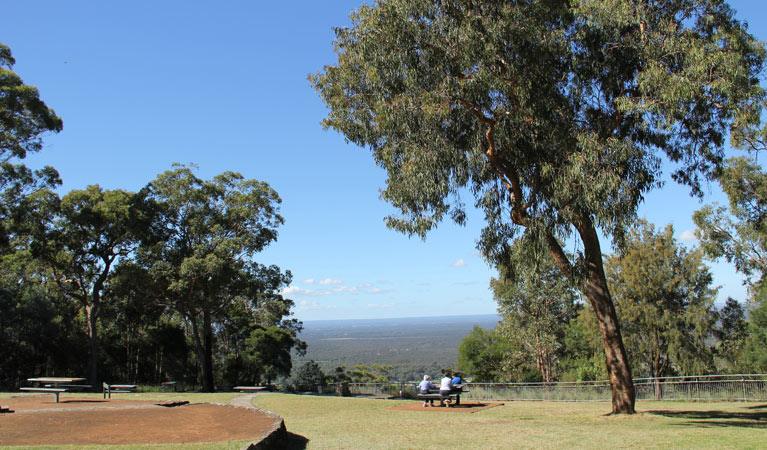 Hawkesbury lookout - Tourism Gold Coast