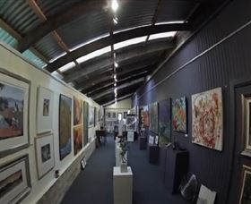 Purple Noon Gallery - Tourism Gold Coast