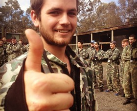 Ultimate Paintball - Tourism Gold Coast