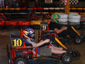 Indoor Kart Hire O'Connor - Tourism Gold Coast