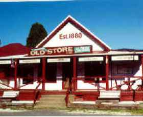 Old Store Barrengarry - Tourism Gold Coast