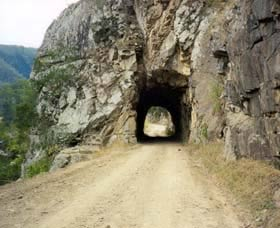 Old Glen Innes Road and the Historic Tunnel Grafton - Tourism Gold Coast