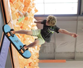 Sky Zone - Tourism Gold Coast