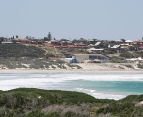 Back Beach - Geraldton
