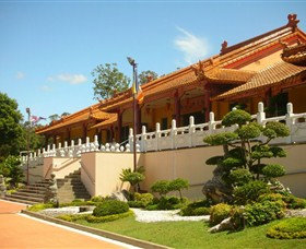 Chung Tian Temple - Tourism Gold Coast
