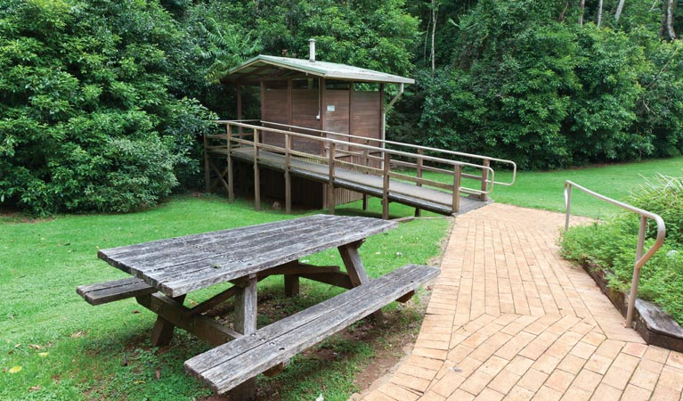The Glade picnic area - Tourism Gold Coast