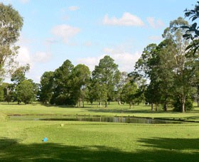 Casino Golf Club - Tourism Gold Coast