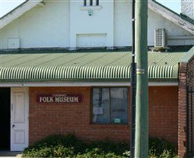 Casino Folk Museum - Tourism Gold Coast
