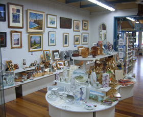 Ferry Park Gallery - Tourism Gold Coast