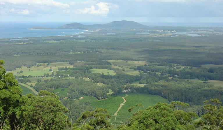 Yarriabini lookout - Tourism Gold Coast