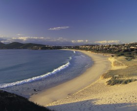 Forster Town Beach - Tourism Gold Coast