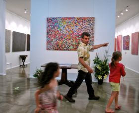 DACOU Quotidian and Quixotic Gallery - Tourism Gold Coast