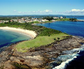 Pippi Beach Yamba - Tourism Gold Coast
