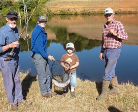 Natone Hills Fly Fishery - Tourism Gold Coast