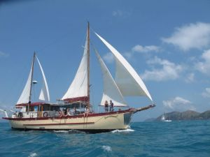 Adventure Cruise Dive and Outer Reef - Whitsundays Sailing Adventures - Tourism Gold Coast