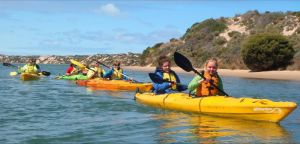 Canoe the Coorong - Tourism Gold Coast