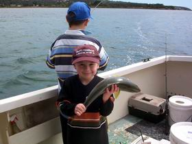 Tory M Fishing Charters - Tourism Gold Coast