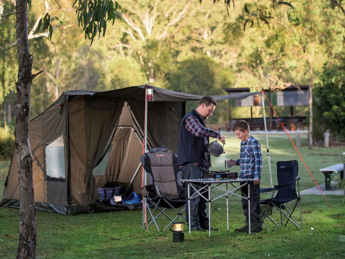 Hardings Paddock Campground - Tourism Gold Coast