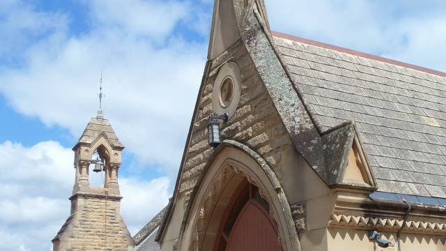 All Saints' Anglican Church - Tourism Gold Coast