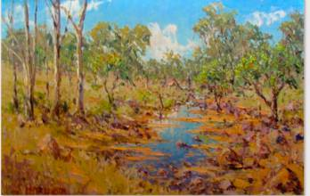 Peter Lawson Fine Art - Tourism Gold Coast