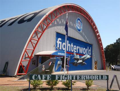 Fighter World Aviation Museum - Tourism Gold Coast