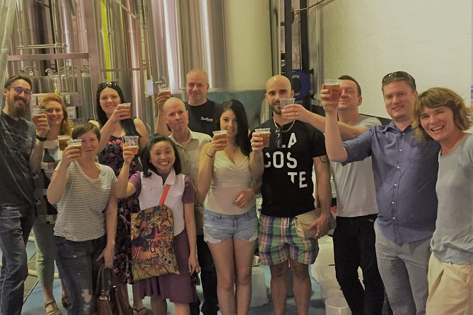 CanBEERa Explorer Capital Brewery Full-Day Tour - Tourism Gold Coast
