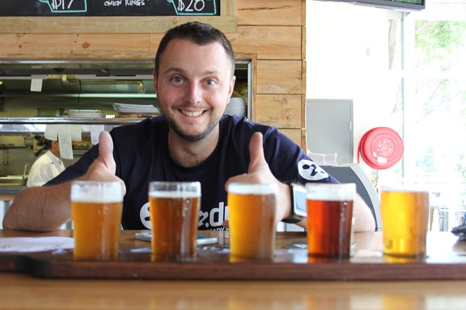 Capital 3in3 - 3 Craft Beer Hotspots in 3 Hours - Tourism Gold Coast