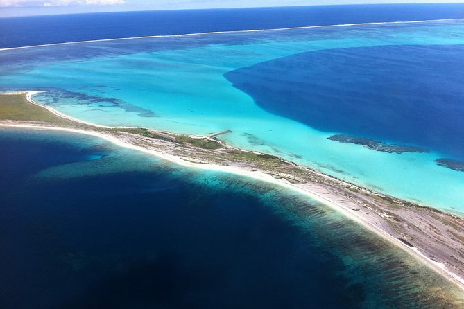 Abrolhos Islands Fixed-Wing Scenic Flight from Geraldton