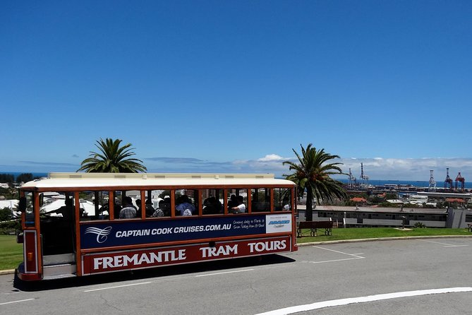 Perth Shore Excursion Fremantle Hop-On Hop-Off Tram Tour - Tourism Gold Coast