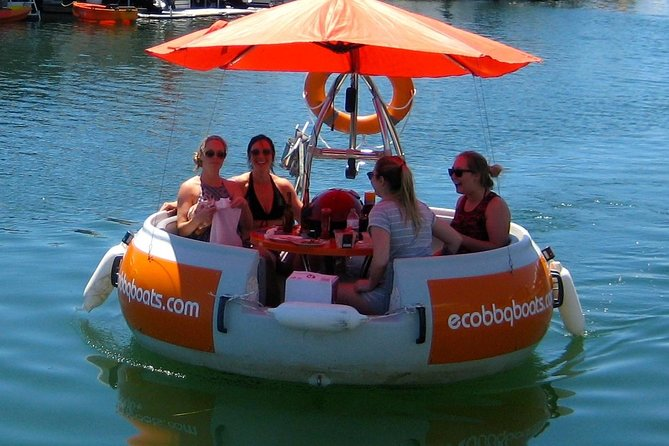 Self-Drive BBQ Boat Hire Mandurah - Group of 3 - 6 people - Tourism Gold Coast