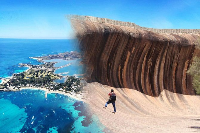 Wave Rock & Rottnest Island - Air & Ground Tour