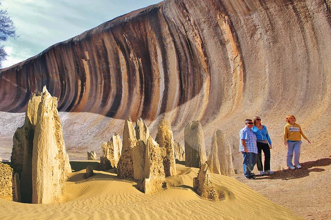 Wave Rock and Pinnacles Air  Ground Tour - Tourism Gold Coast