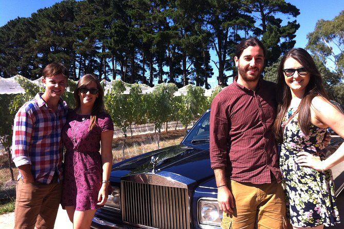 Private Winery Tour From Hobart In A Rolls Royce - Tourism Gold Coast