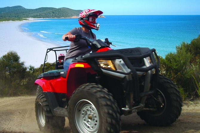 Half-Day Guided ATV Exploration Tour from Coles Bay - Tourism Gold Coast