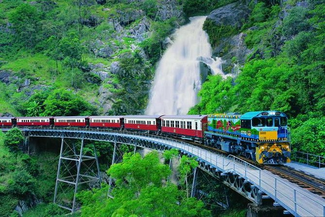 Full-Day Tour with Kuranda Scenic Railway Skyrail Rainforest Cableway and Hartley's Crocodile Adventures from Cairns - Tourism Gold Coast