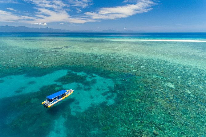 Ocean Safari Great Barrier Reef Experience in Cape Tribulation - Tourism Gold Coast