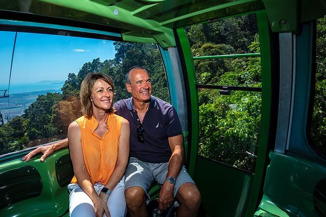 Skyrail Rainforest Cableway Day Trip from Palm Cove - Tourism Gold Coast