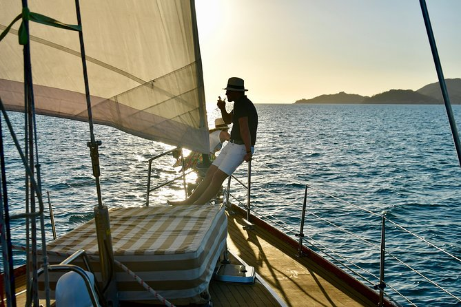 Magnetic Island Twilight Sailing Cruise - Tourism Gold Coast