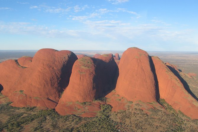 Kata Tjuta and Uluru Grand View Helicopter Flight - Tourism Gold Coast