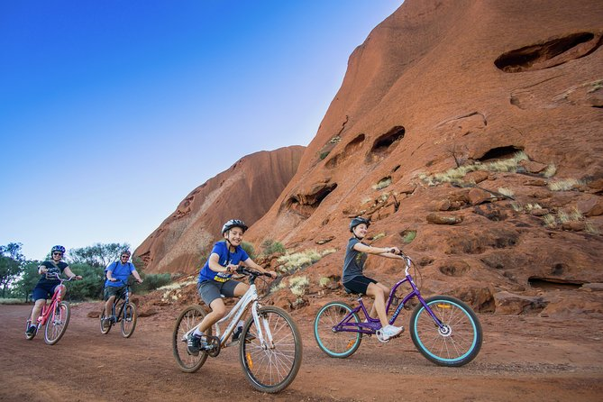 Outback Cycling Uluru Bike Ride - Tourism Gold Coast
