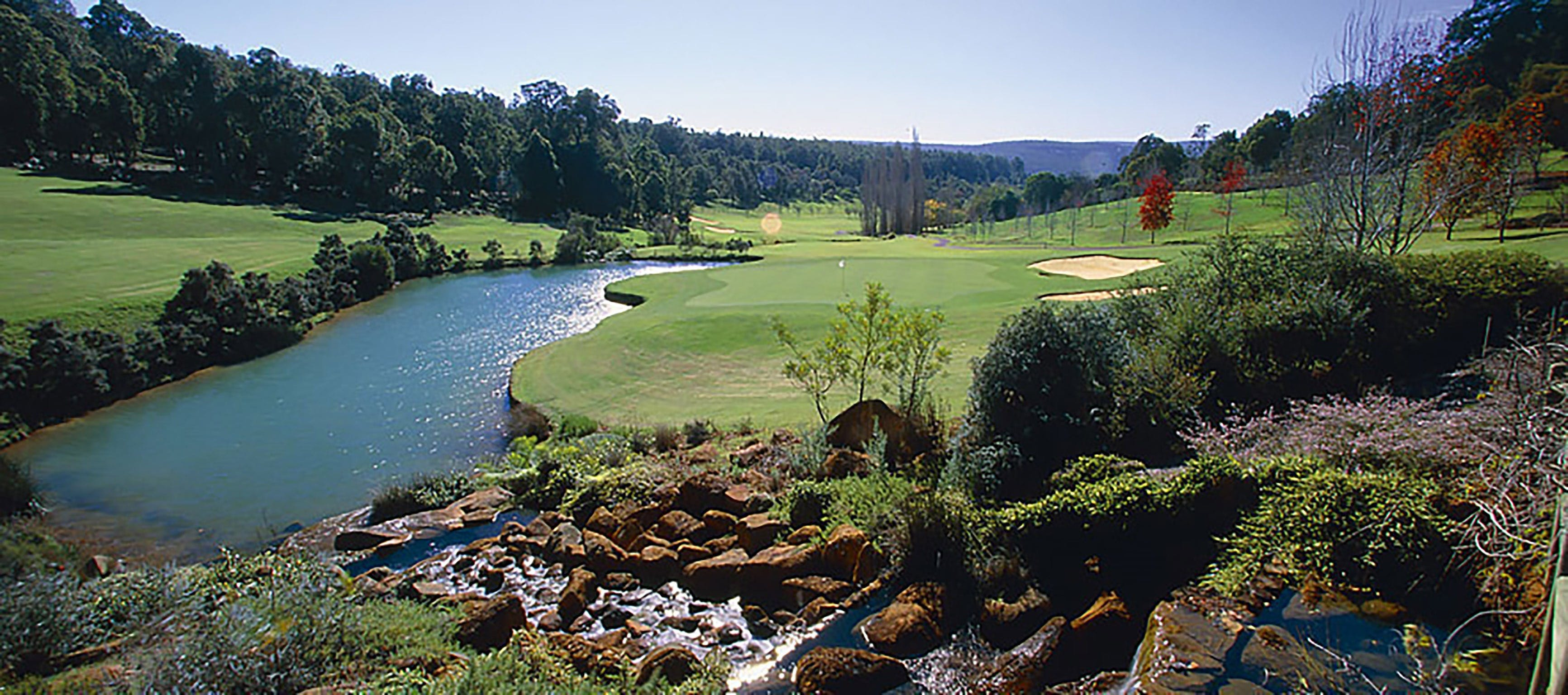 Araluen Golf Resort - Tourism Gold Coast