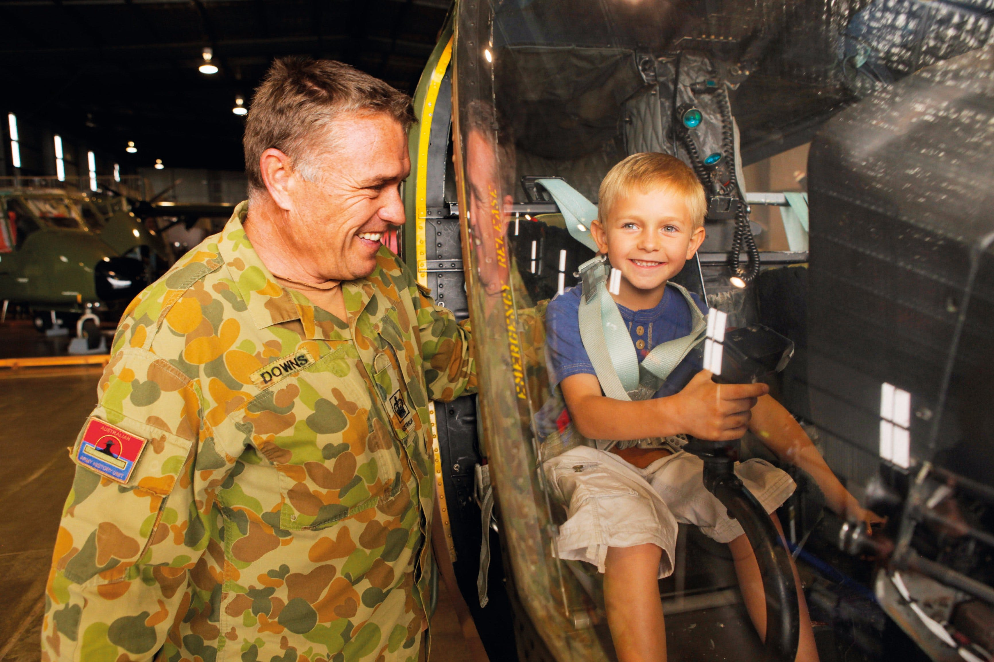 Australian Army Flying Museum - Tourism Gold Coast