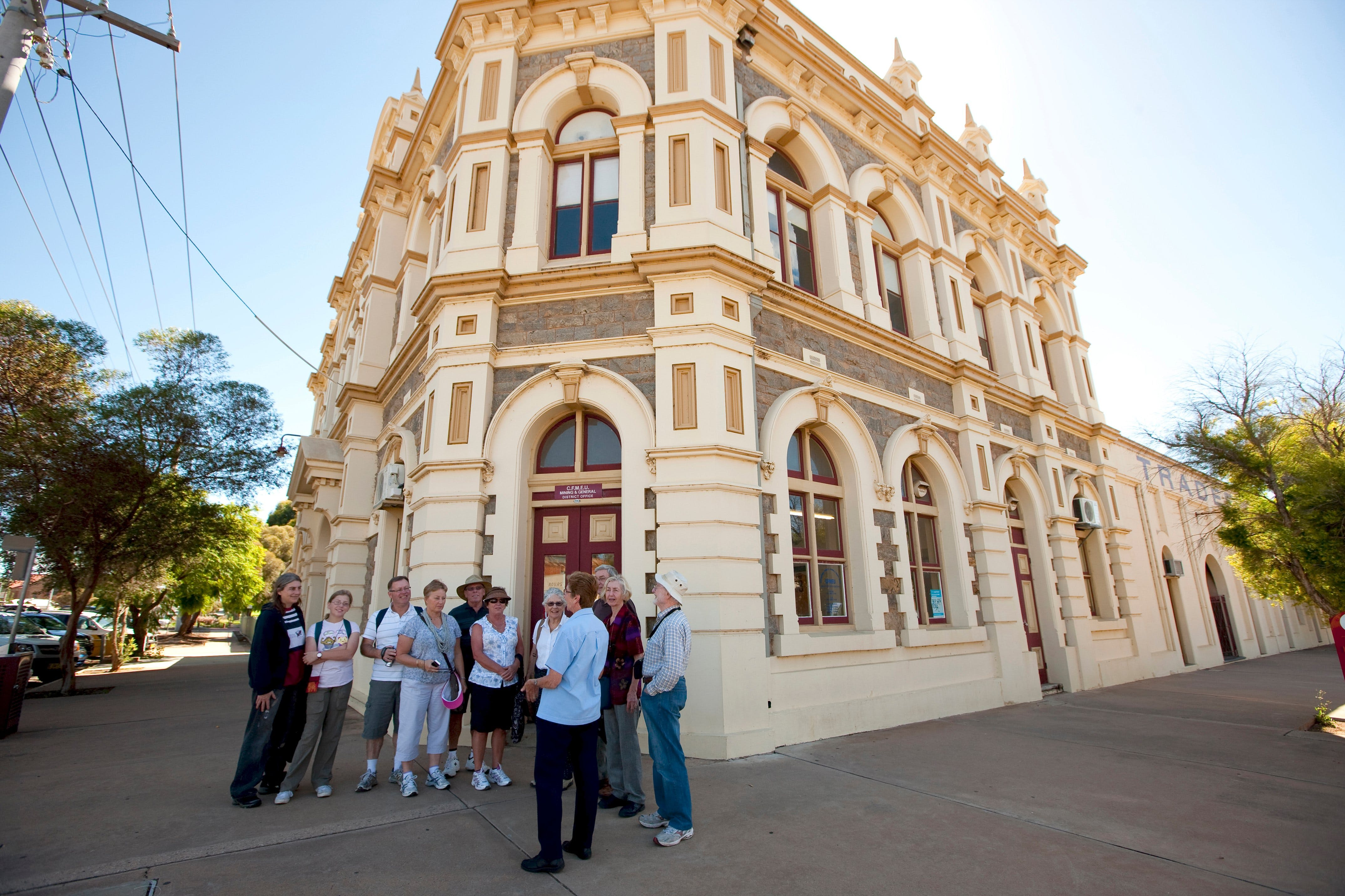 Broken Hill Heritage Walk Tour - Tourism Gold Coast
