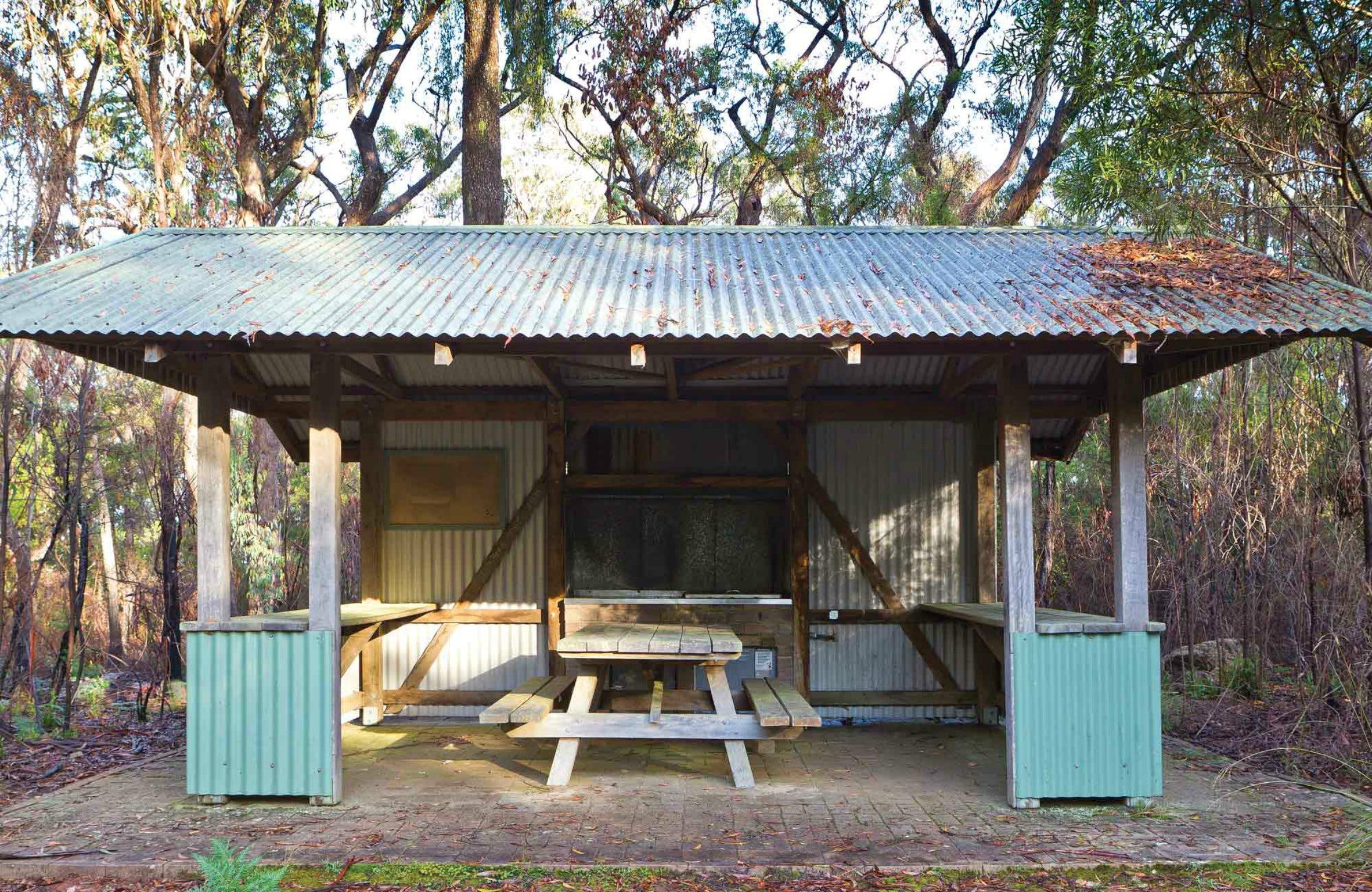 Granite Picnic Area - Tourism Gold Coast