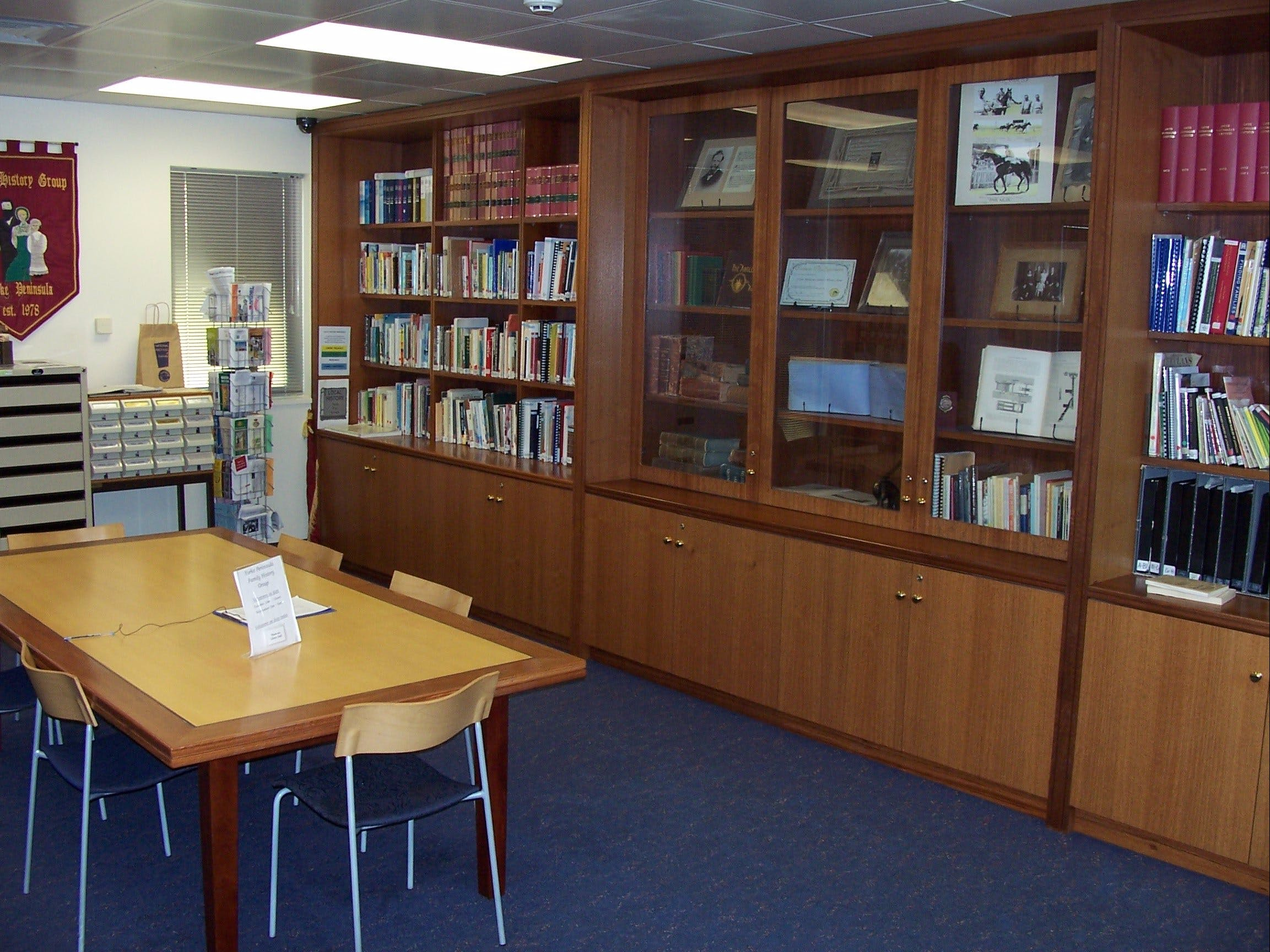Local History Room - Tourism Gold Coast